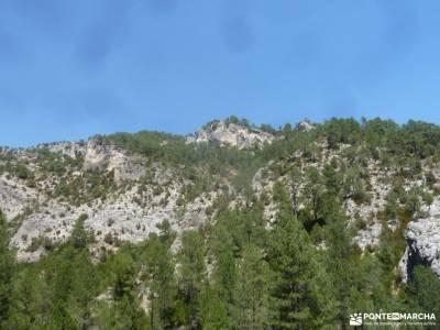 Hoz del Río Escabas-Serranía de Cuenca;viaje agosto fiesta almudena viajes culturales por españa
